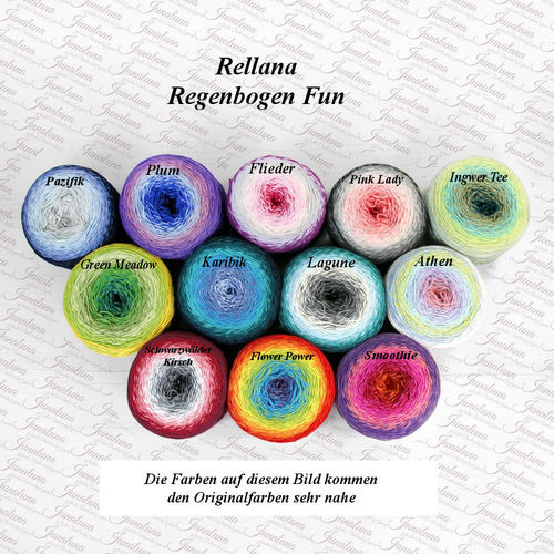 Rellana Regenbogen Fun